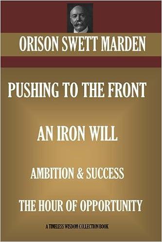 The Wisdom Of Orison Swett Marden Vol. II