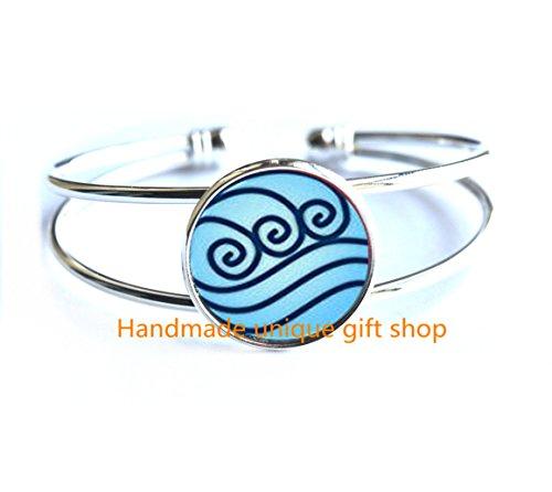 Modern Fashion Bracelet,Beautiful Bracelet ,Water Tribe Bracelet Bracelets Avatar the Last Airbender Jewelry,Friends - Glasses Avatar