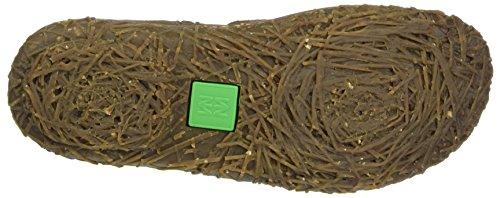 El Naturalista N787 Lux Suede Nido, Botines Para Mujer Verde (Land)