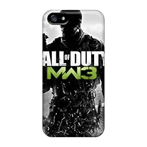 Awesome Design Call Of Duty Mw3 Hard Case Cover For Iphone 5/5s