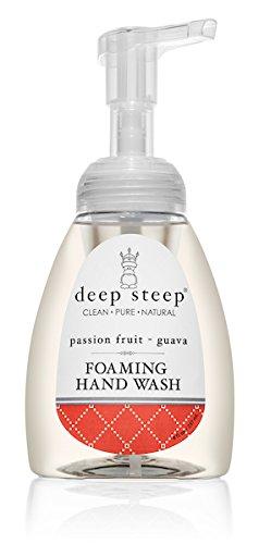 Deep Steep Foaming Hand Wash, Passion Fruit Guava, 8 (Deep Fruit)