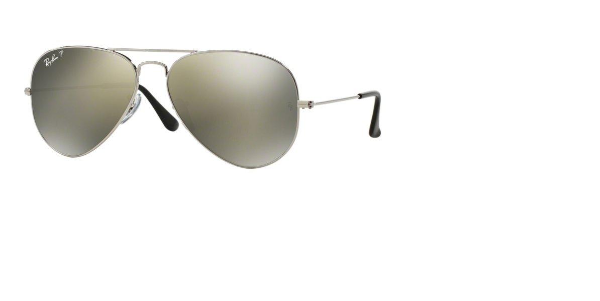 Ray-Ban RB3025 003/59 58mm Pilot Sunglasses