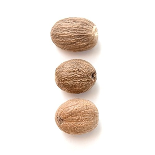 Spice Jungle Whole Nutmeg - 1 oz.