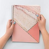Cuaderno papel de piedra espiral WANDERLUST (Líneas)