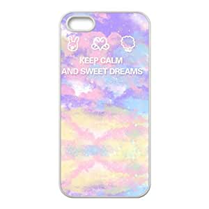 HDSAO Colour Phone Case for iPhone 5S Case