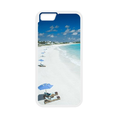"LP-LG Phone Case Of Island Beach For iPhone 6 Plus (5.5"") [Pattern-3]"