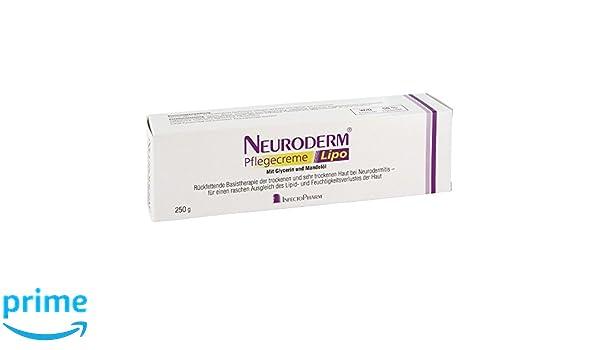 Neuroderm Lipo - Crema de cuidado para la piel, 250 g: Amazon.es: Belleza