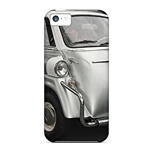 New Fashion Premium Tpu Case Cover For Iphone 5c - 1960 Bmw Isetta 600 Limo