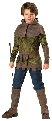 Robin Hood of Nottingham Child Costume - X-Small (Robin Hood Costumes Child)
