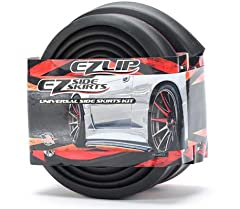 The fast, easy, low-cost way to lower you car and give it a more aggressive sports car look! Universal compatibility allows the EZ Lip to be installed on virtually all makes and models. Flexible foam rubber will bend and conform to the shape ...