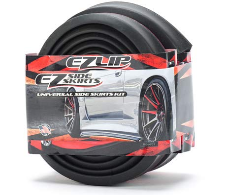 EZ Side Skirts Universal Rocker Panel Ground Effects Kit & Protector ()