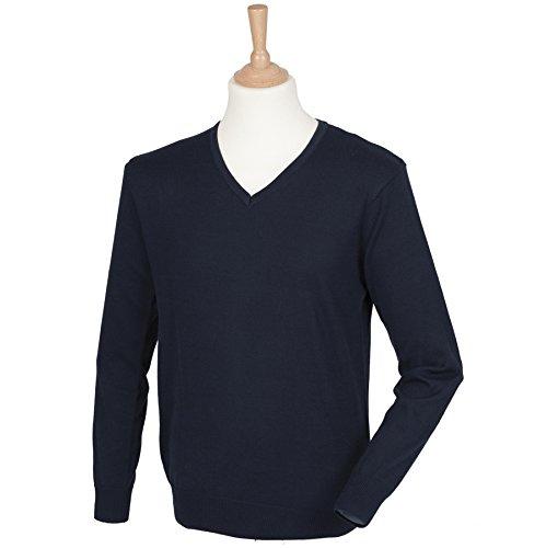 V Maglione Collo A it Con Touch Cashmere Abbigliamento Acrilico Amazon 1Aq77a