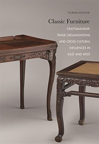 Classic Furniture: Craftsmanship, Trade Organisations, and Cross-Cultural Influences in East and West