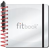 fitbook WIT : fitness en voeding tijdschrift