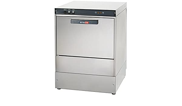 italinox Arisco 500 mm cesta glasswasher - Lavavajillas Con ...