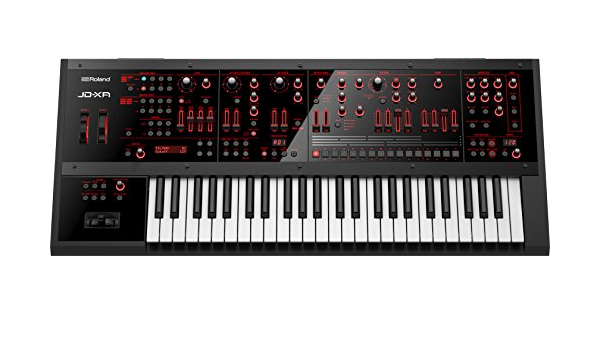Roland JD-XA 49teclas USB Negro teclado MIDI: Amazon.es ...
