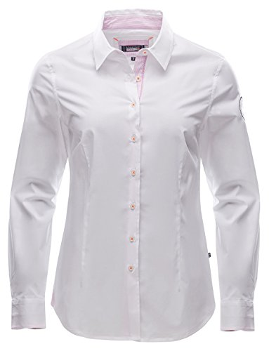 Marinepool Mujer Blusa Constance blous Blanco - blanco