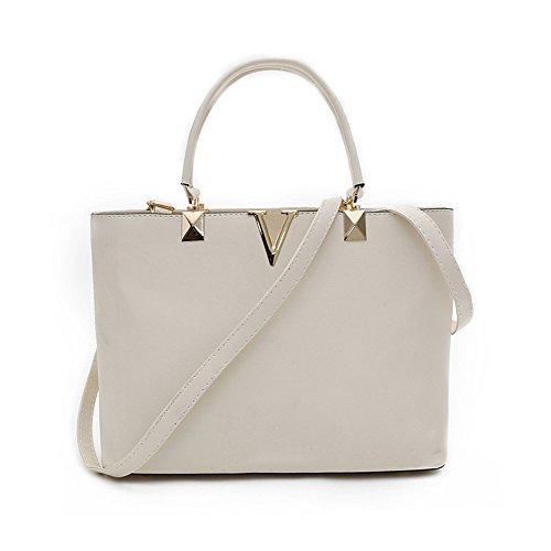 Señoras Azul GWQGZ Moda Nueva White Bolso wq1SgpPW