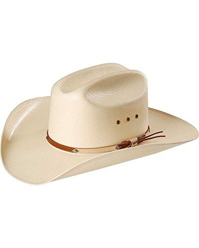 (Stetson Men's Grant T Hat, Natural, 7 3/4)