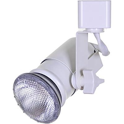 Direct-Lighting 50047 White Universal Line Voltage Track Lighting Head