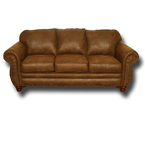 American Leather Sectional (American Furniture Classics Sedona)