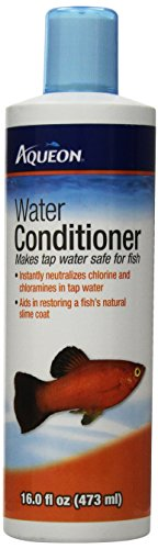 Aqueon 06005 Tap Water Conditioner, 16-Ounce