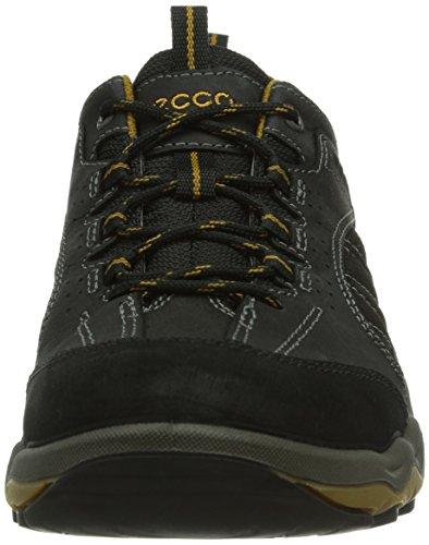 Ecco Ecco Ulterra - Botas de montaña Negro (BLACK/BLACK/DRIED TOBACCO58654)