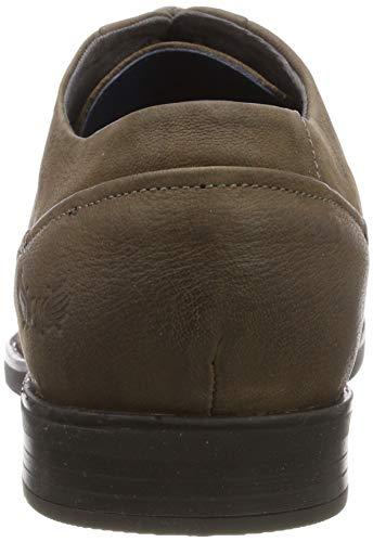Hombre Zapatos Lome Para Kaporal Derby De Cordones gris Gris 318 YOwdqw