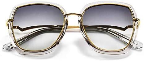 BEDO Oversized Polarized Sunglasses for Women Holiday Square Sunglasses UV Protection Anti Blue Light