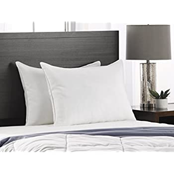 Amazon Com Exquisite Hotel Soft Queen Size Bed Pillows 2