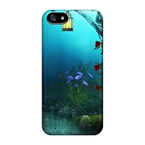 Back Cases Covers For Iphone 5/5s - Strange Forest