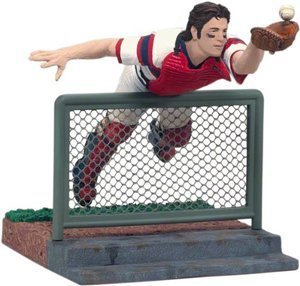 (McFarlane Toys MLB Cooperstown Series 8 Action Figure Carlton Fisk (Chicago White Sox) by Unknown)