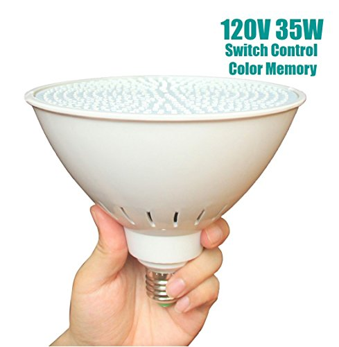 Color Led Pool Light
