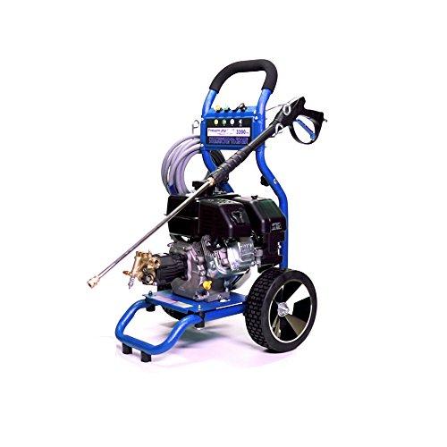 PressurePro PP3225K Dirt Laser Pressure Washer, Blue/Black/Silver