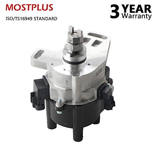 MOSTPLUS New Ignition Distributor for 5SFE Camry Celica GT MR2 2.2L 4CYL 92-96 1905074010