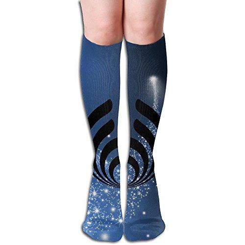 Royalbelle Bass-Nectar Band High Stockings Stylish Unisex Hose Tube Dress Long - Band Nectar