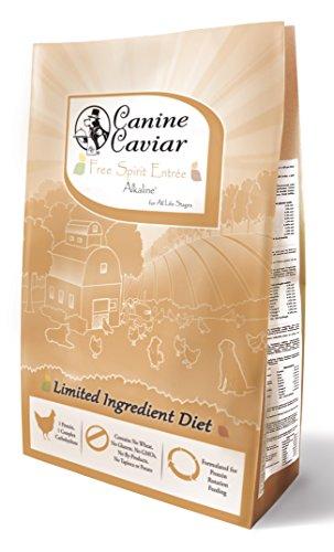 Canine Caviar Dry All Holistic Grain-Free Chicken/Millet, 24 lb (Caviar Canine Food Pet)