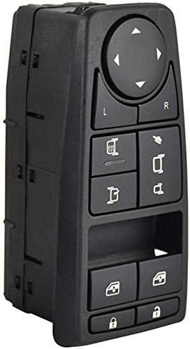Monland Interruptor Principal del Espejo de la Ventana El/éCtrica para TGL TGM Truck TGS TGX 81258067107 81258067092