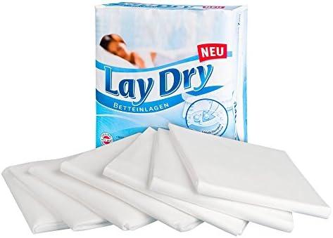 LayDry Betteinlagen f�r Erwachsene 60 x 90 cm 7 St