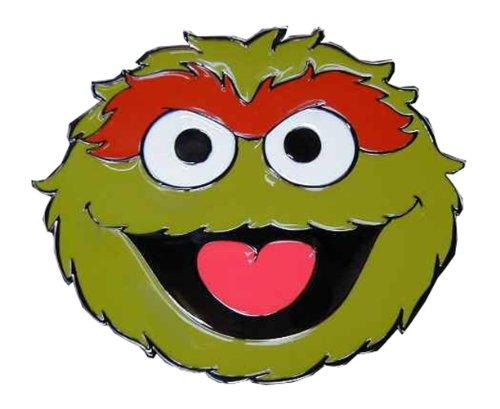 (Sesame street oscar the grouch Novelty Belt Buckle)