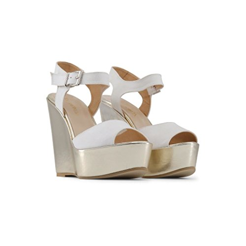 Made Mules Italia pour in BIANCO Ariele Femme rR0wrq