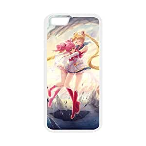 Hot Japanese Anime Sailor Moon Cute Cover Case for iPhone 6 (Laser Technology)