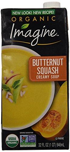 Imagine Organic Soup Creamy Butternut Squash 32 Ounce