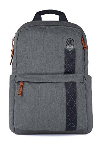 STM Banks Backpack For Laptop & Tablet Up To 15'' - Tornado Grey (stm-111-148P-20) by STM (Image #1)