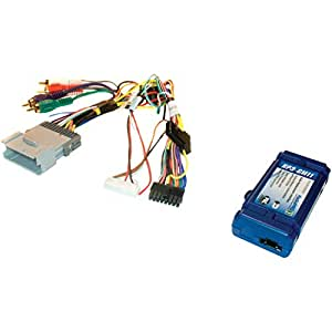 PAC RP3-GM11 Radio Replacement Interface for Select GM(R) Vehicles (Class II Databus) PET2