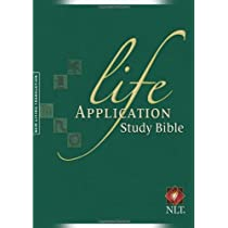Life Application: New Living Translation Hardcover