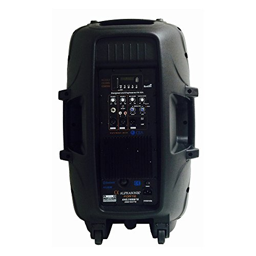 MONSTER MOUNTS / PROMOUNTS ALF2800 2800 Watt Amplified Speaker with Stand and Mic by MONSTER MOUNTS / PROMOUNTS (Image #3)