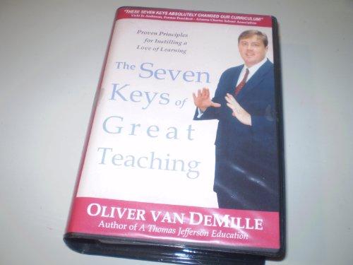 the Seven Keys of Great Teaching - 2 VHS program