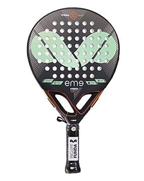 Desconocido Pala de Padel EME Hybrid Control LTD: Amazon.es: Deportes y aire libre