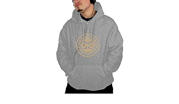 SHUIZHIQING Mens Womens Hooded Sweatshirt Realistic 3D Print Christmas Pullover Hoodie with Big Pockets